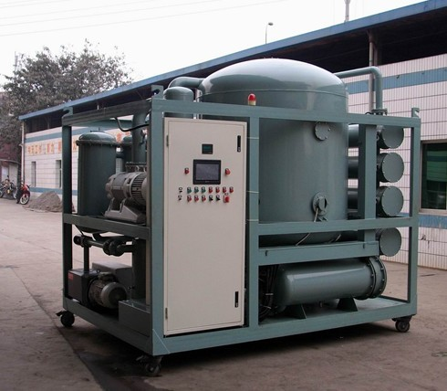 Double-stage Vacuum Transformer Oil Filter machine, Vacuum Oil Filtration Systems, Cable Oil Restoration Machine