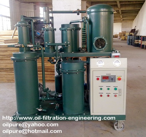 TYA Oil Purifiers, Lubricating Oil Purification, Hydraulic Oil Filtration Unit