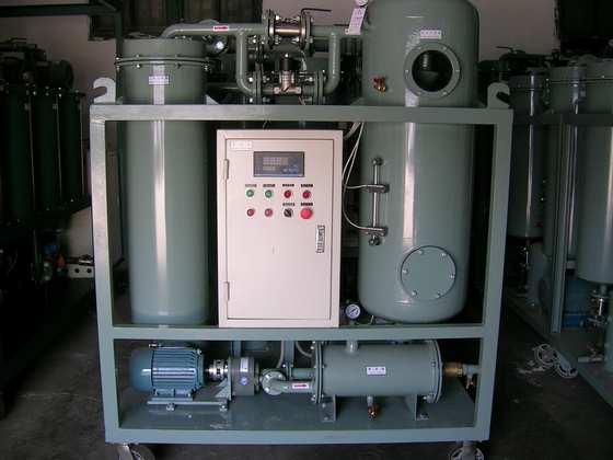 oil purifier machine for seriously emulsified turbine oil series TY/ oil filtration,oil purifier, gas turbine oil recycle
