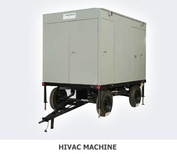 Oil Filtration System Trailer-mounted Hi-vac Transformer Oil Purifier, Dielectric Oil Treatment Plant