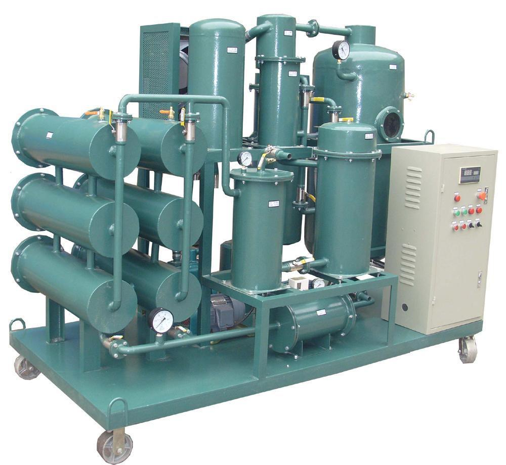 Hydraulic Oil Filtration System, Lubricating Oil Purifier, Quench Oil Recycling Systems